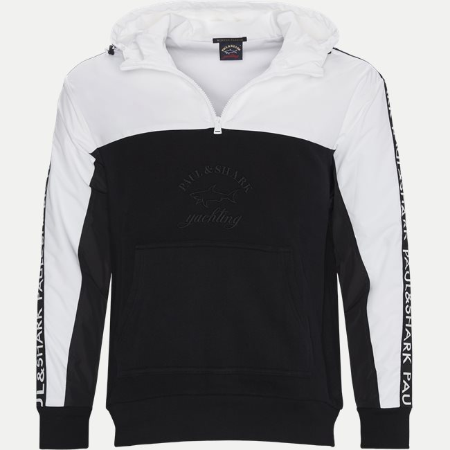 Organic Cotton Half-Zip Sweatshirt