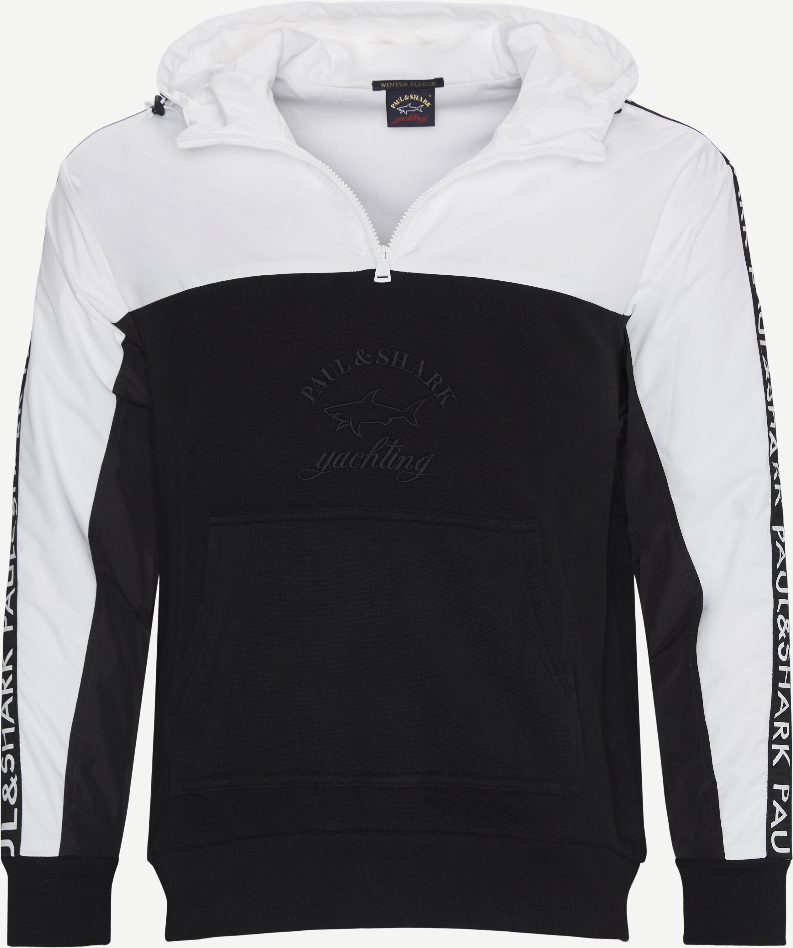 Sweatshirts - Regular - Schwarz