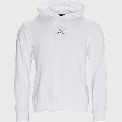 Logo Hoodie Regular | Logo Hoodie | Hvid