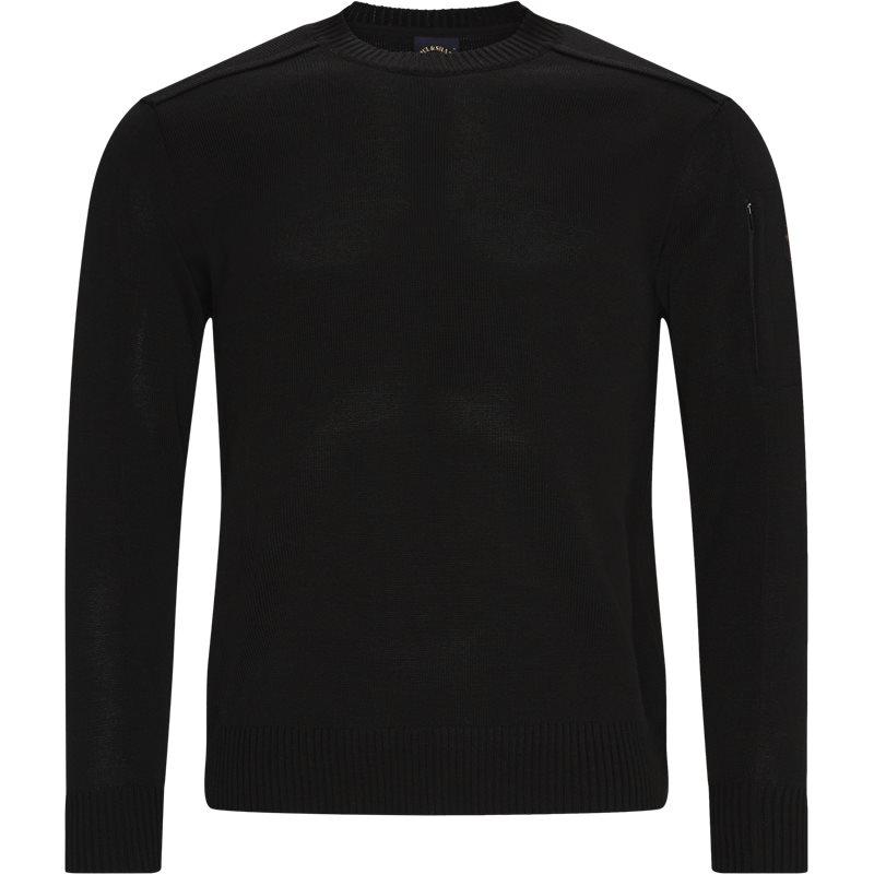 Paul & shark - logo sweater fra paul & shark fra kaufmann.dk