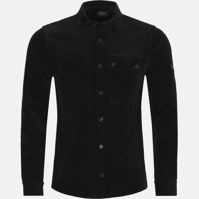 Corduroy Overshirt