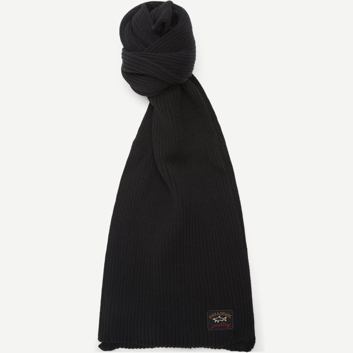 Logo Halstørklæde - Tørklæder - Sort