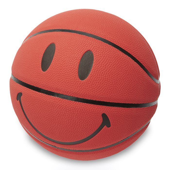 Smiley CTM X QUINT Basketball - Accessories - Rød