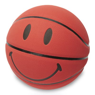 Smiley CTM X QUINT Basketball Smiley CTM X QUINT Basketball | Rød