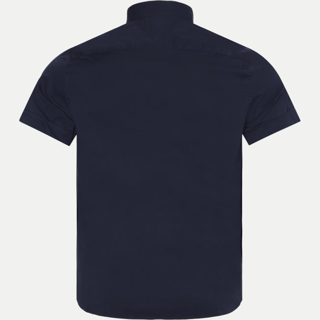 Slim Fine Twill Shirt S/S