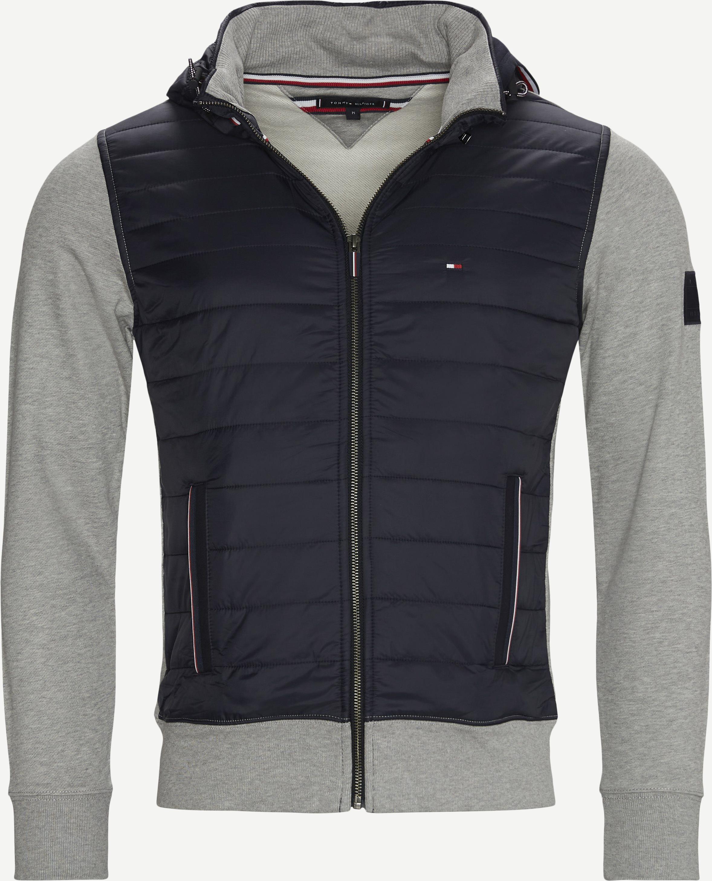 Sweatshirts - Regular - Grey