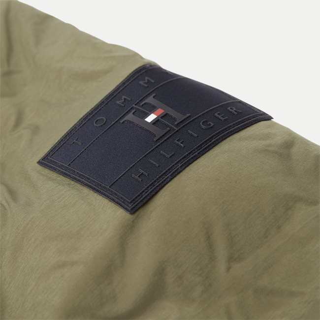 Hooded Stretch Jacket