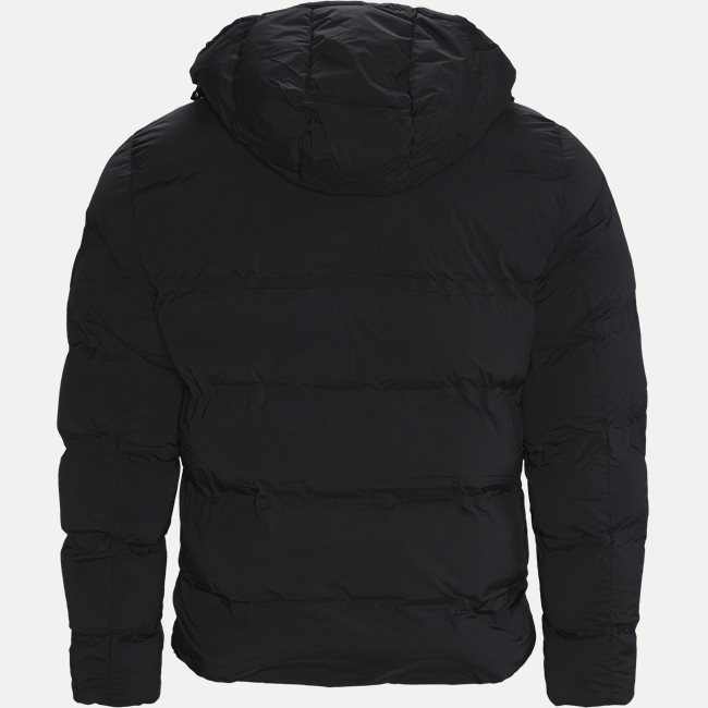 Hooded Stretch Jacket