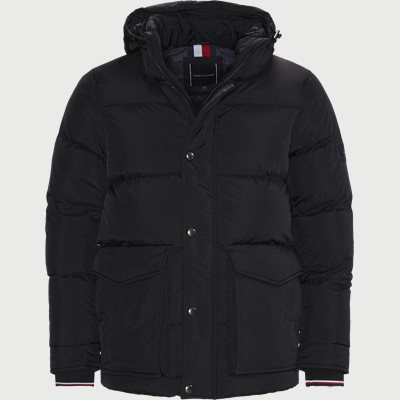 Down Hooded Jacket Regular | Down Hooded Jacket | Sort