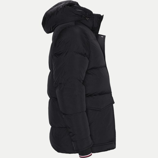 Down Hooded Jacket