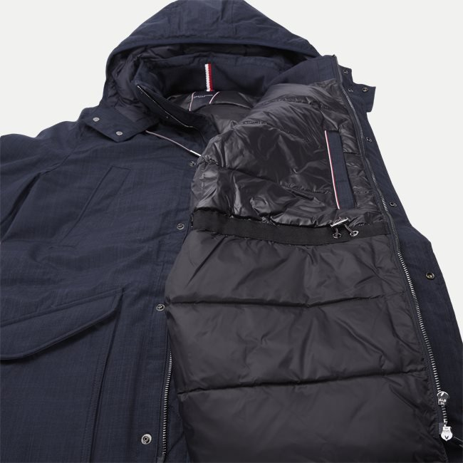 Eco Down Parka Jacket