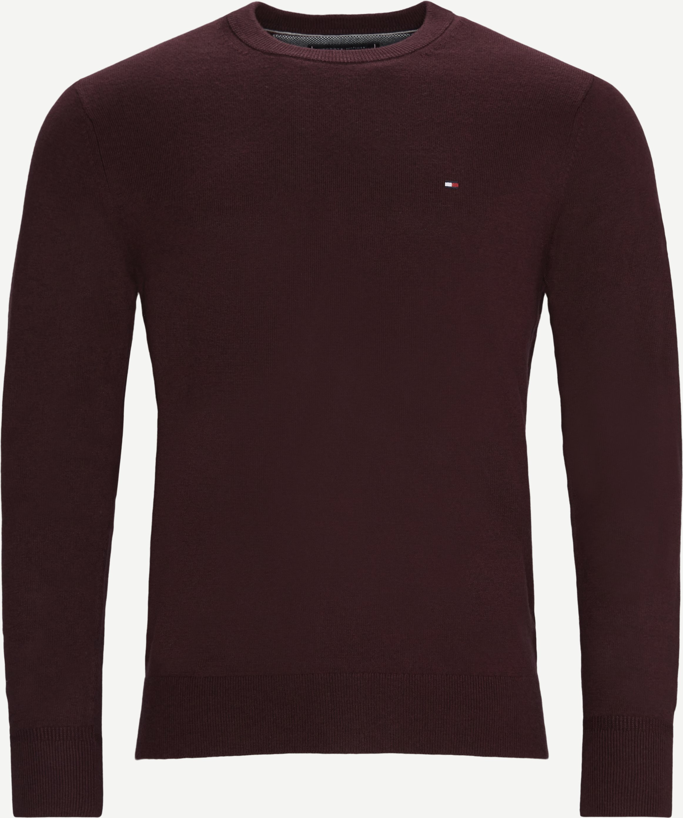 Knitwear - Regular - Bordeaux