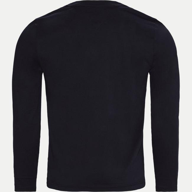 Chest Stripe Langærmet T-shirt
