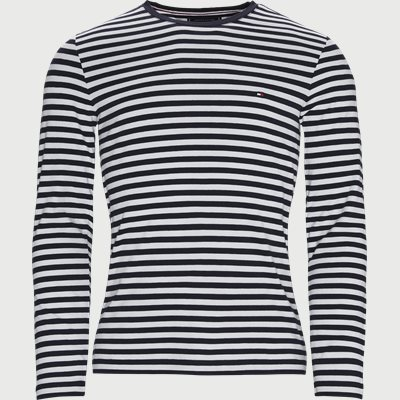 Stretch Long Sleeve T-shirt Slim   Stretch Long Sleeve T-shirt   Multi
