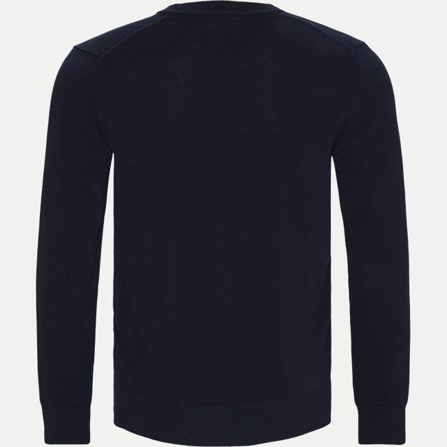 Crewneck Cotton Sweater