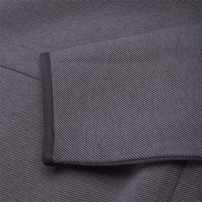Hooded Cotton Blend Sweatshirt