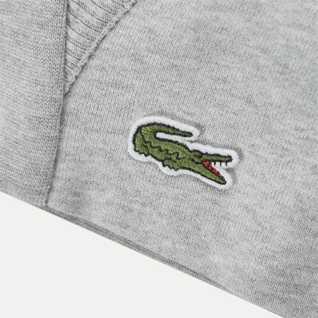 Colourblock Fleece Zip Sweatshirt