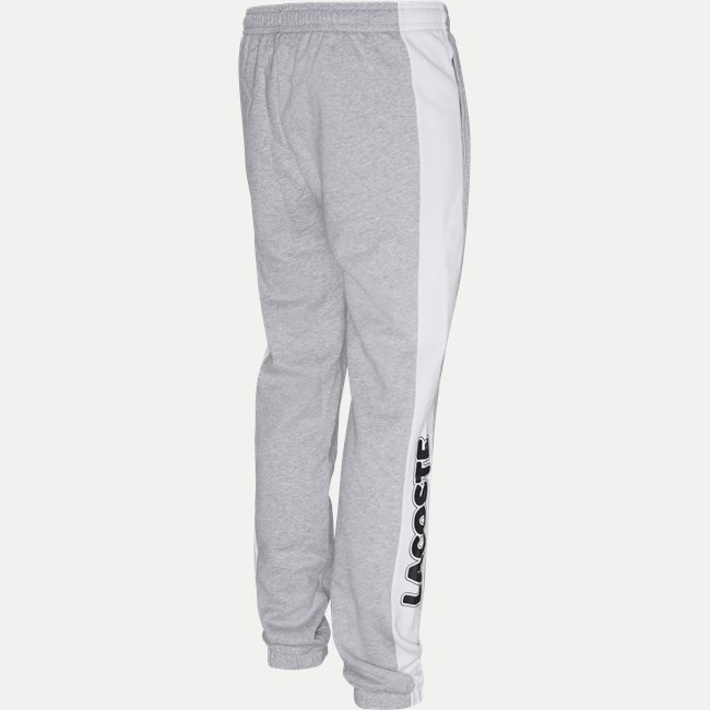 Bicolour Fleece Jogging Pants