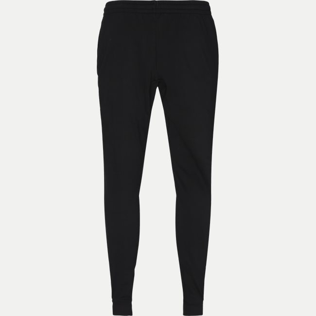 Badge Fleece Jogging Pants