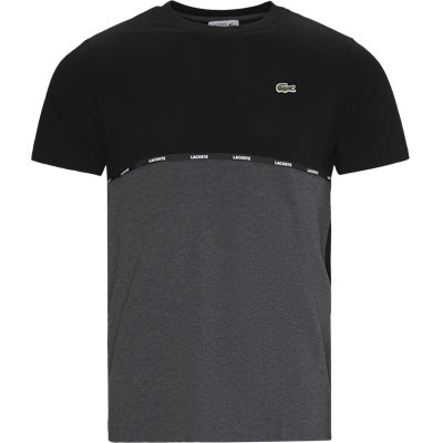 TH6257 T-shirt Regular | TH6257 T-shirt | Sort