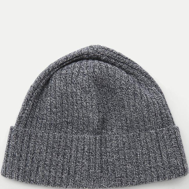 Ribbed Wool Beanie