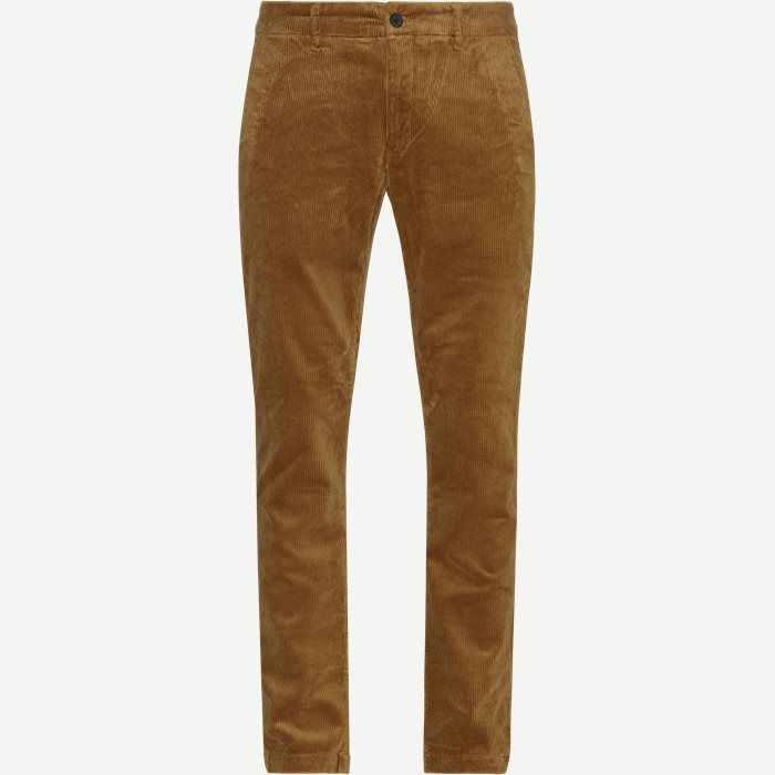 Karl Chino - Trousers - Regular - Brown
