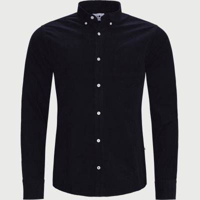 Regular | Hemden | Blau
