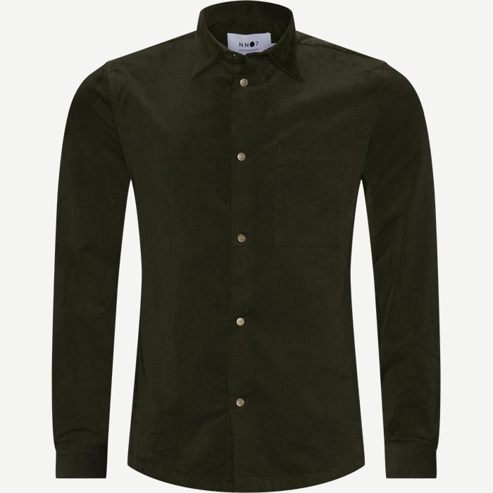 Basso Shirt - Blazers - Regular - Army