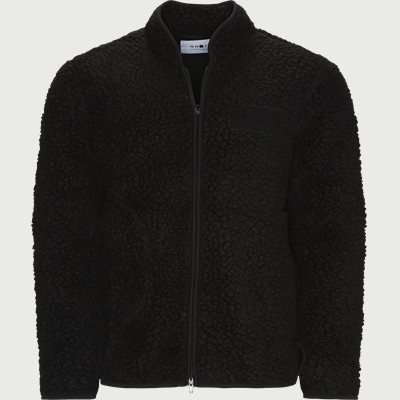Mort Fleece Regular | Mort Fleece | Sort
