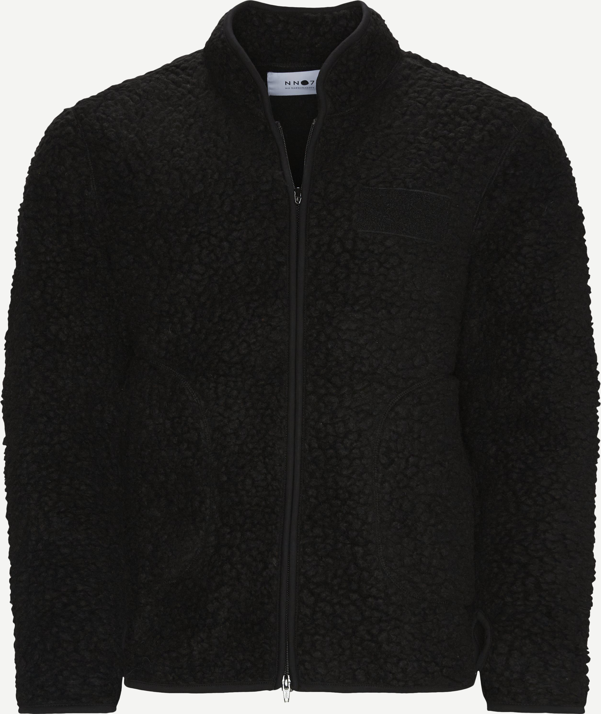 Lightweight jackets - Regular - Black