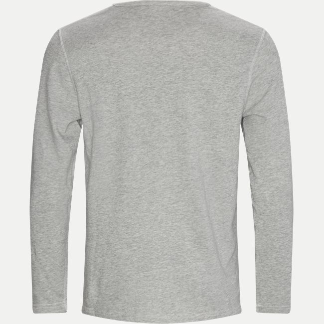 GEORG Langærmet T-shirt