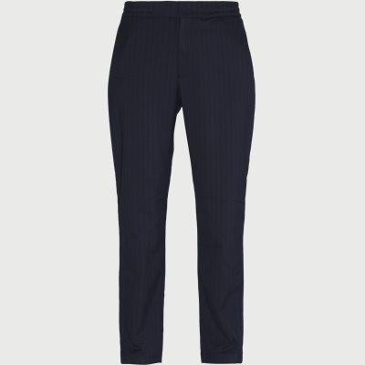 Foss Bukser Relaxed fit | Foss Bukser | Blå