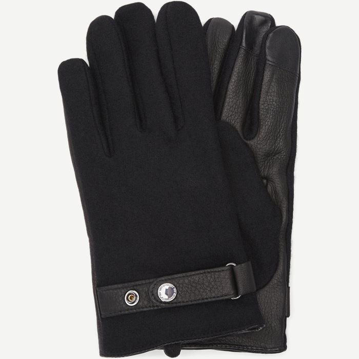 Glove Six - Gloves - Black
