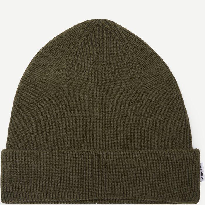 Nico Beanie - Caps - Army