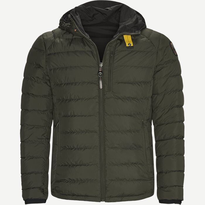 Reversible Down Jacket - Jakker - Regular - Army