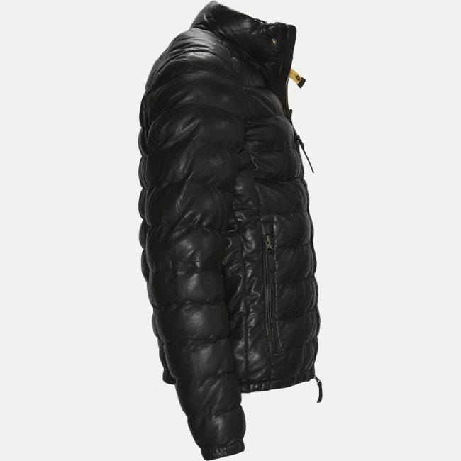 Ernie Leather Jacket