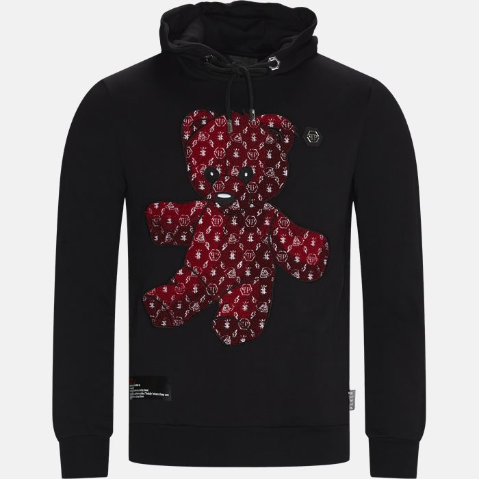 Sweatshirts - Red