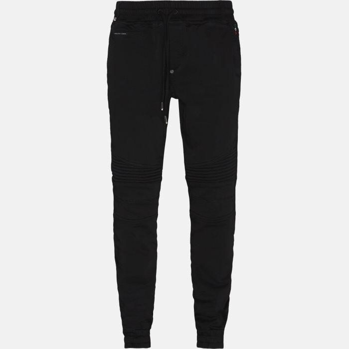 Comfort pants - Regular fit - Black