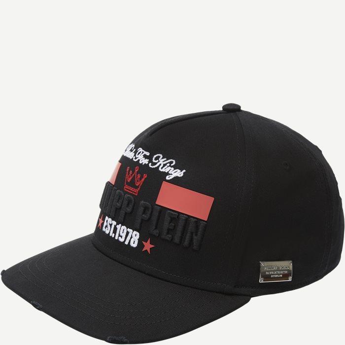Caps - Regular fit - Rød