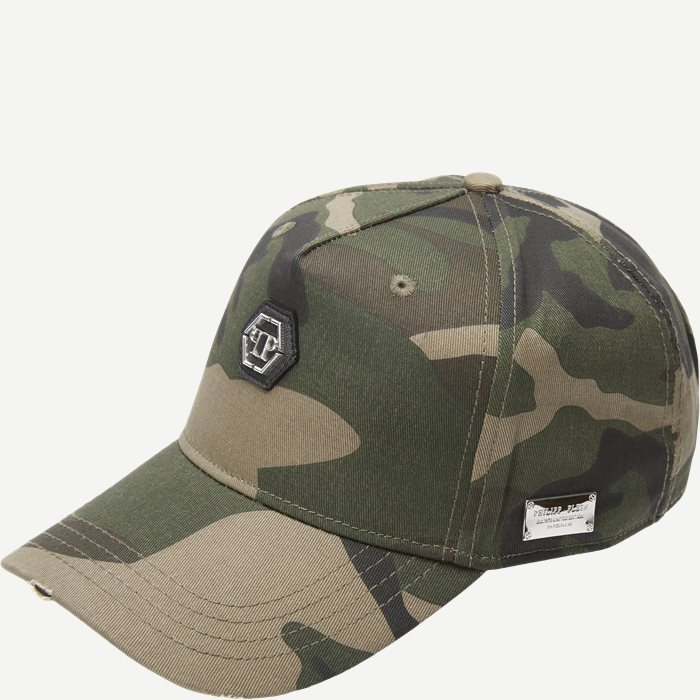 Caps - Regular fit - Army