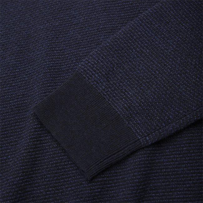 Wool Half-Zip Jumper