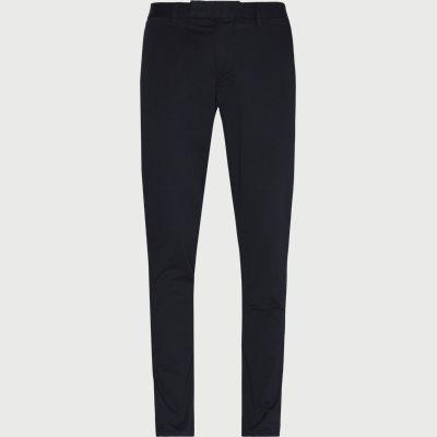 Slim fit | Byxor | Blå
