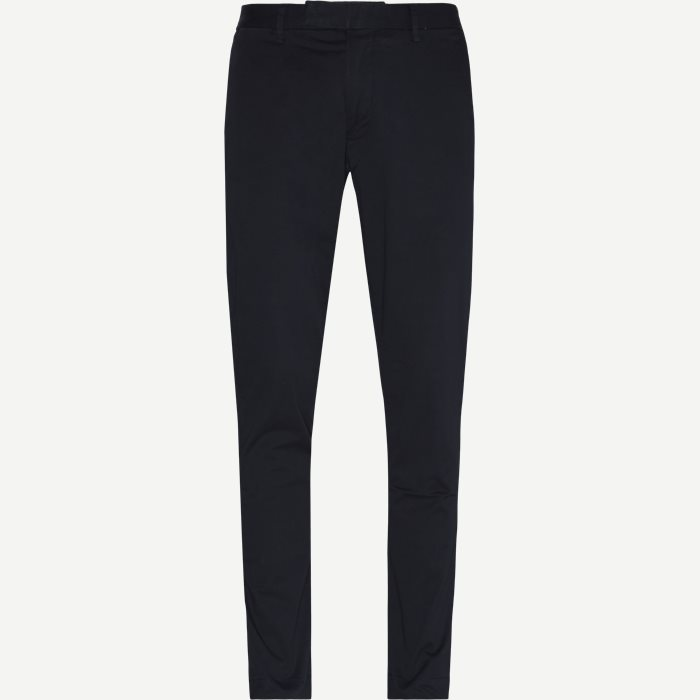 Byxor - Slim - Blå