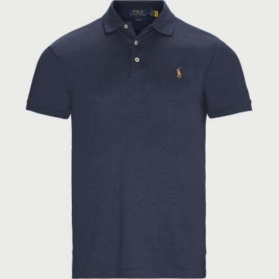Polo T-shirt Slim | Polo T-shirt | Blå