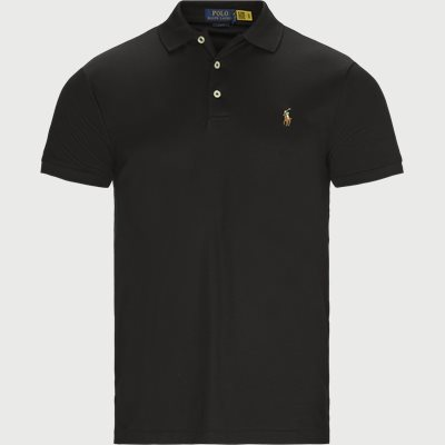 Polo T-shirt Slim | Polo T-shirt | Sort