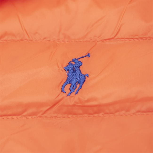 Water Repellent Logo Jacket