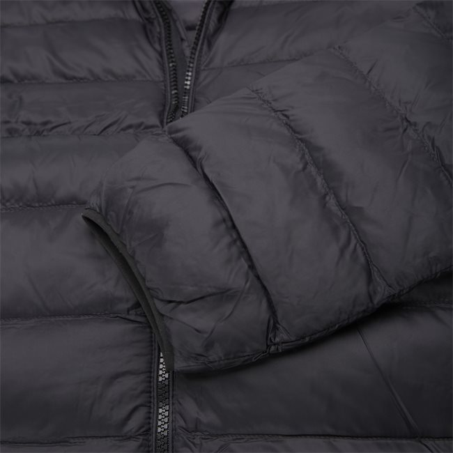 Water Repellent Logo Jacket