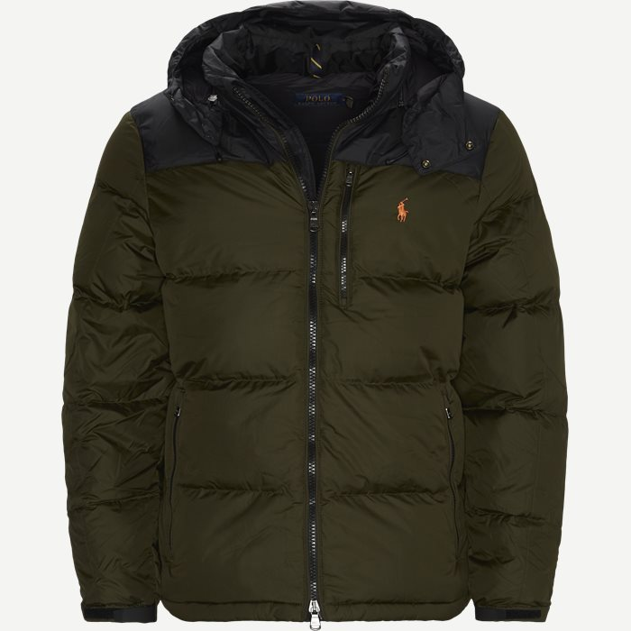 Logo Down Jacket - Jackor - Regular - Armé