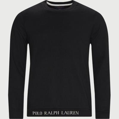 Crewneck Sweatshirt Regular | Crewneck Sweatshirt | Sort