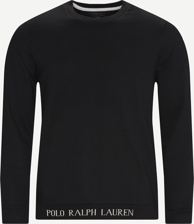 Crewneck Sweatshirt - Sweatshirts - Regular - Svart